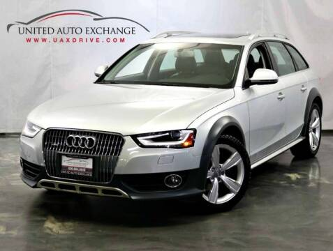 2013 Audi Allroad for sale at United Auto Exchange in Addison IL