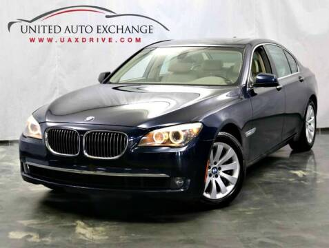 2011 BMW 7 Series for sale at United Auto Exchange in Addison IL