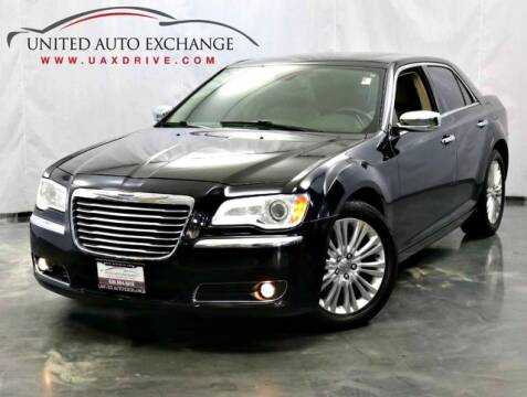 2013 Chrysler 300 for sale at United Auto Exchange in Addison IL