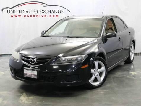 2008 Mazda MAZDA6 for sale at United Auto Exchange in Addison IL