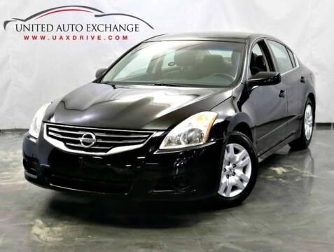 2010 Nissan Altima for sale at United Auto Exchange in Addison IL
