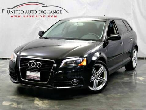 2013 Audi A3 for sale at United Auto Exchange in Addison IL