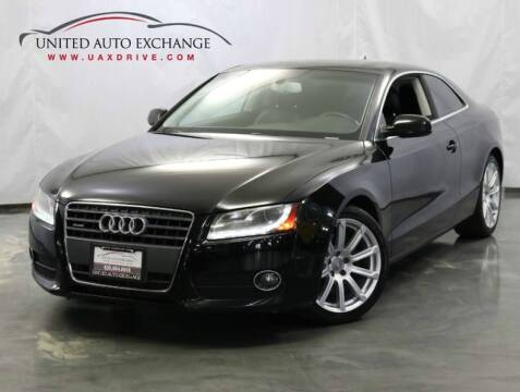 2011 Audi A5 for sale at United Auto Exchange in Addison IL