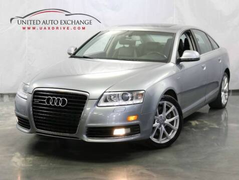 2010 Audi A6 for sale at United Auto Exchange in Addison IL