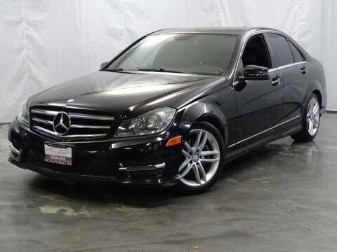 2014 Mercedes-Benz C-Class for sale at United Auto Exchange in Addison IL