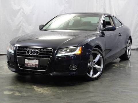 2012 Audi A5 for sale at United Auto Exchange in Addison IL
