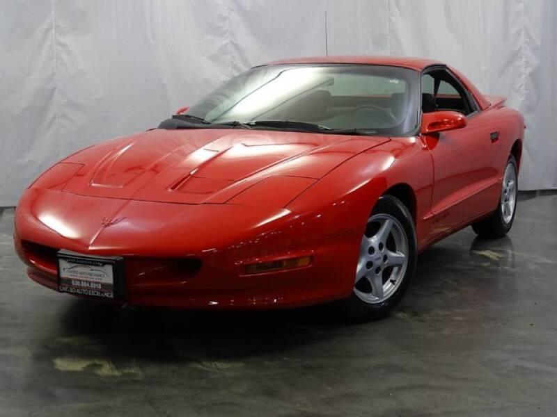 1997 Pontiac Firebird for sale at United Auto Exchange in Addison IL