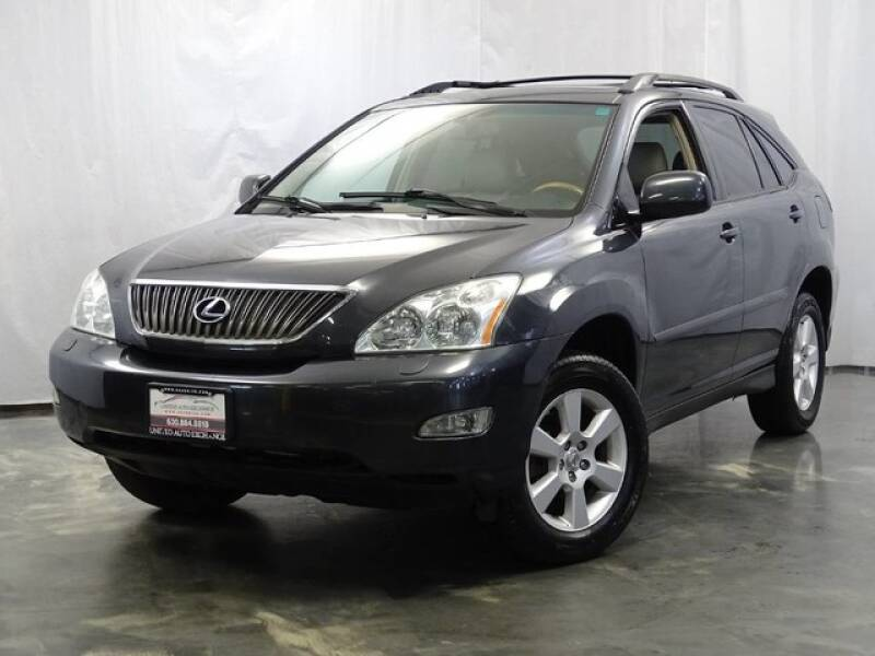 2007 Lexus RX 350 for sale at United Auto Exchange in Addison IL