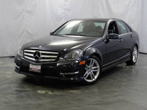 2012 Mercedes-Benz C-Class for sale at United Auto Exchange in Addison IL