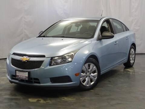 2012 Chevrolet Cruze for sale at United Auto Exchange in Addison IL