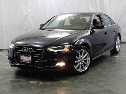 2014 Audi A4 for sale at United Auto Exchange in Addison IL
