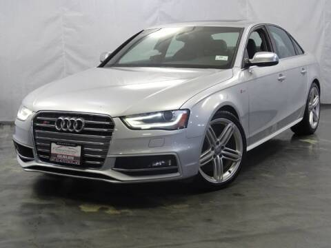 2013 Audi S4 for sale at United Auto Exchange in Addison IL