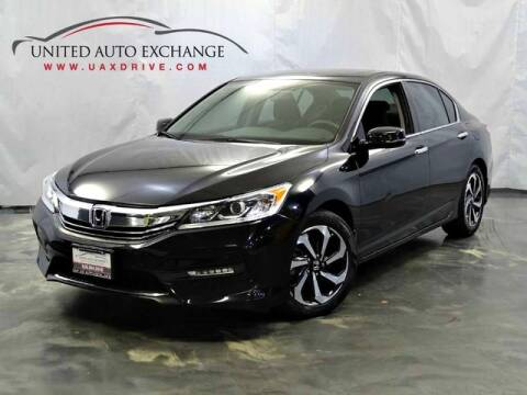 2017 Honda Accord for sale at United Auto Exchange in Addison IL
