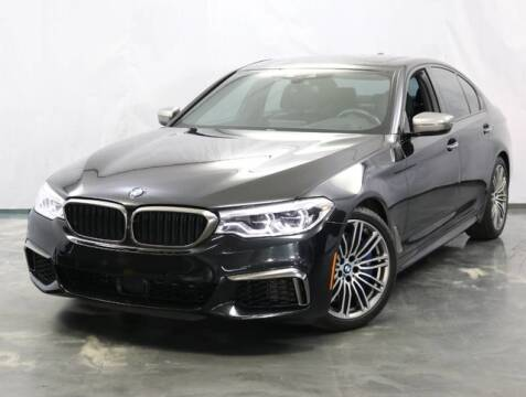 2018 BMW 5 Series for sale at United Auto Exchange in Addison IL