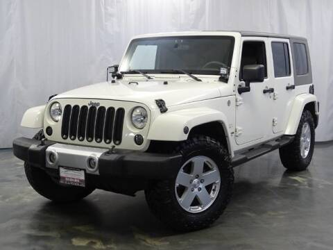 2010 Jeep Wrangler Unlimited for sale at United Auto Exchange in Addison IL