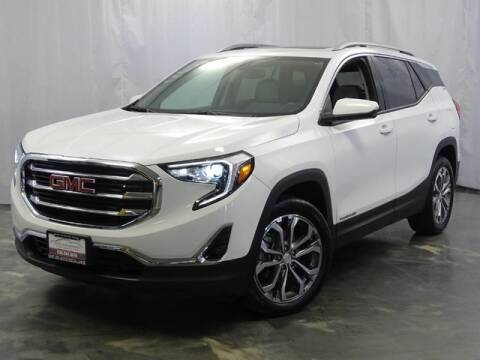 2018 GMC Terrain for sale at United Auto Exchange in Addison IL