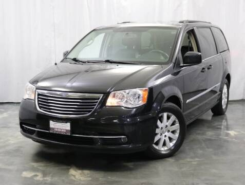 2015 Chrysler Town and Country for sale at United Auto Exchange in Addison IL