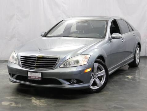 2007 Mercedes-Benz S-Class for sale at United Auto Exchange in Addison IL