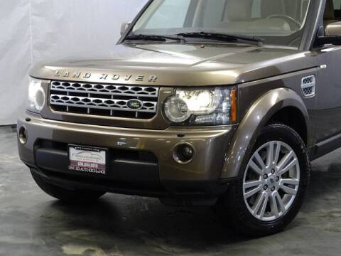 2011 Land Rover LR4 for sale at United Auto Exchange in Addison IL