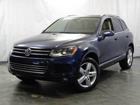 2011 Volkswagen Touareg for sale at United Auto Exchange in Addison IL