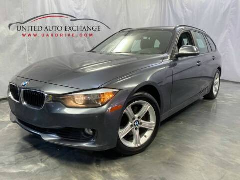 2014 BMW 3 Series for sale at United Auto Exchange in Addison IL