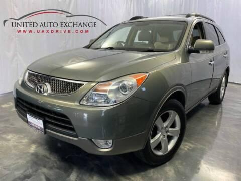 2008 Hyundai Veracruz for sale at United Auto Exchange in Addison IL