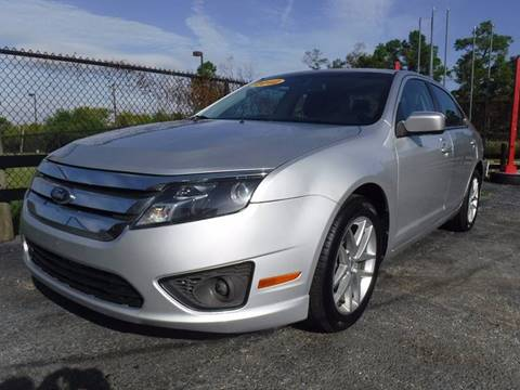 2012 Ford Fusion for sale in Houston, TX