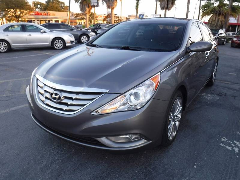 2011 Hyundai Sonata Limited 4dr Sedan   Houston TX