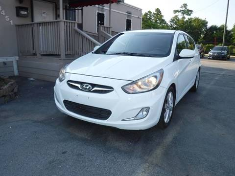 2012 Hyundai Accent For Sale In Houston, TX