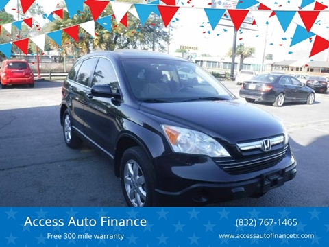 2008 Honda CR-V for sale in Houston, TX
