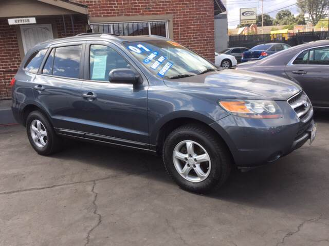 2007 Hyundai Santa Fe For Sale At WILSON MOTORS In Stockton CA