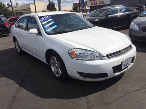2011 Chevrolet Impala for sale in Stockton, CA