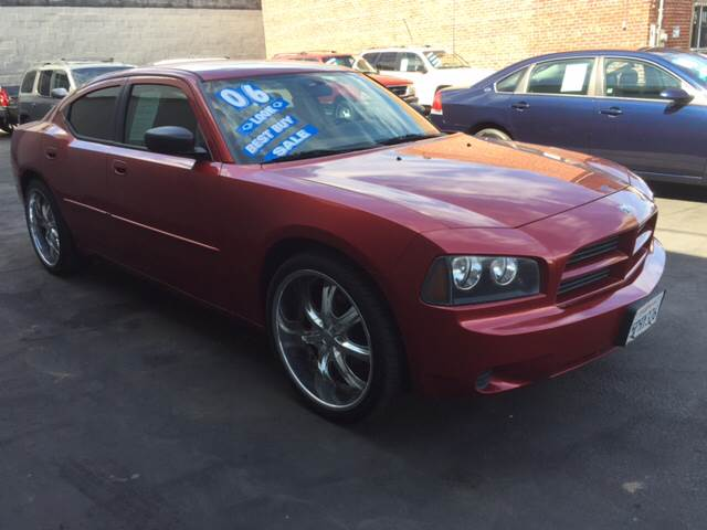 2006 Dodge Charger Se In Stockton Ca Wilson Motors