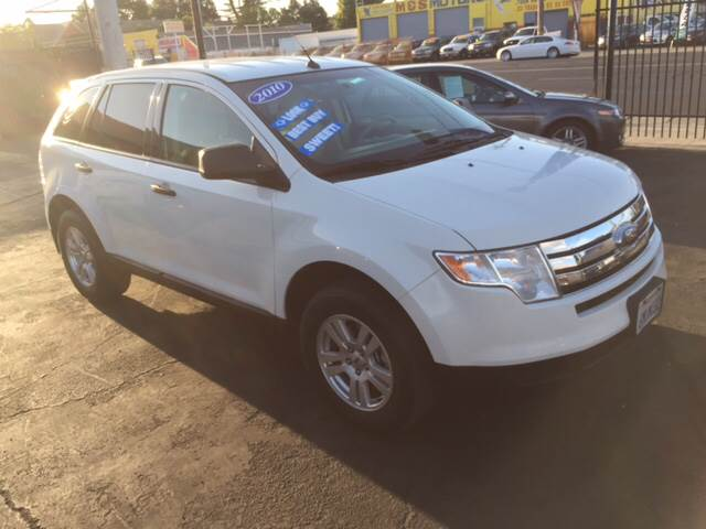 Ford Edge For Sale At Wilson Motors In Stockton Ca