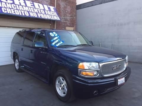 2005 GMC Yukon XL for sale in Stockton, CA