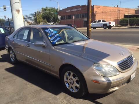 2002 Mercedes-Benz S-Class for sale in Stockton, CA