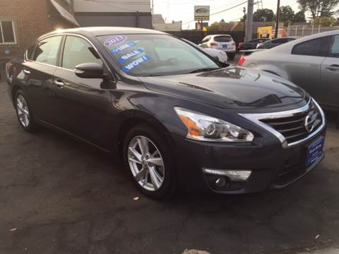 2013 Nissan Altima for sale in Stockton, CA