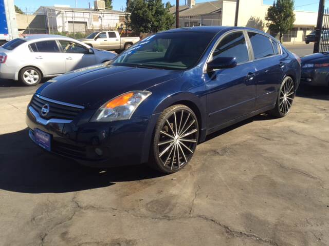 Wonderful 2007 Nissan Altima For Sale At WILSON MOTORS In Stockton CA