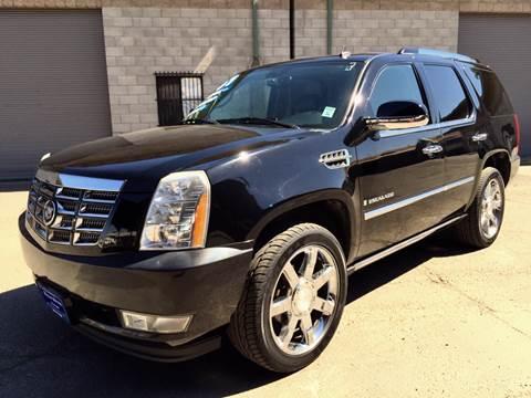 Cadillac Escalade For Sale in Stockton, CA - WILSON MOTORS