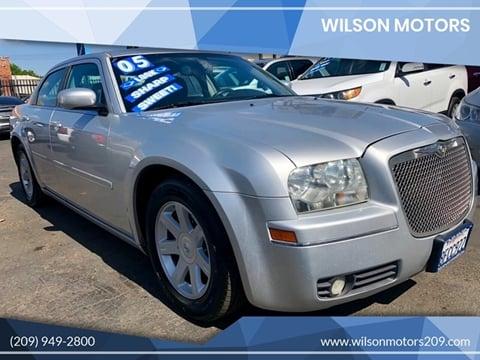 Chrysler 300 For Sale in Stockton, CA - WILSON MOTORS