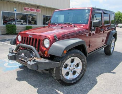 2008 Jeep Wrangler Unlimited for sale in Dallas, TX