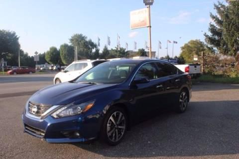 2016 Nissan Altima for sale in Trevose, PA