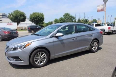 2017 Hyundai Sonata for sale in Trevose, PA