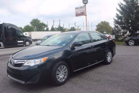 2013 Toyota Camry for sale in Trevose, PA