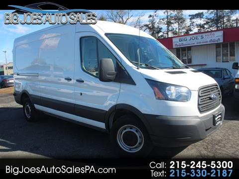 2018 Ford Transit Cargo for sale in Trevose, PA