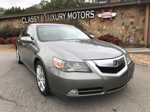2010 Acura RL for sale in Marietta, GA
