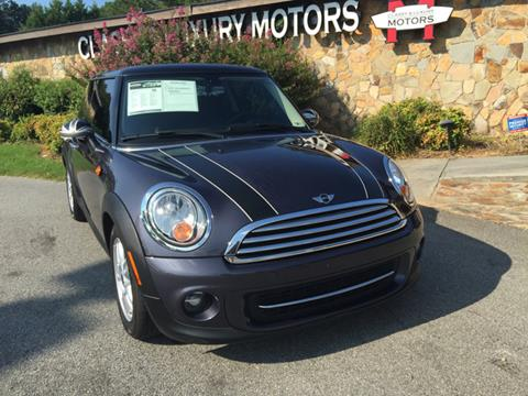 2013 MINI Hardtop for sale at Classy And Luxury Motors in Marietta GA