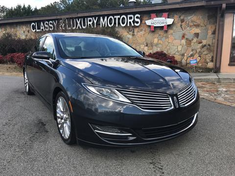 2013 Lincoln MKZ for sale in Marietta, GA