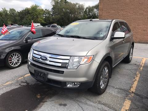 2008 Ford Edge for sale in Middletown, NY