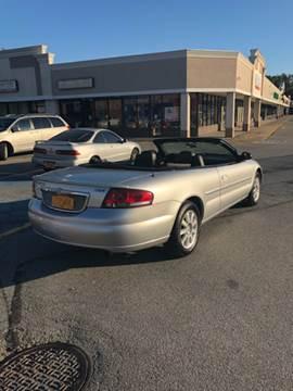 2005 Chrysler Sebring for sale in Middletown, NY